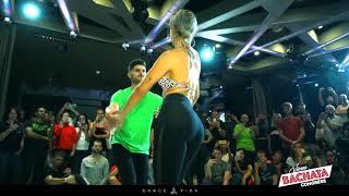 Luis and Andrea Bachata Sensual Workshop | Vienna Bachata Congress | by Dance Vida