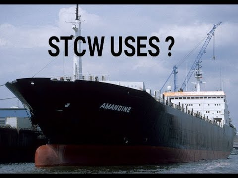 Marchant navy -ll STCW certificate uses ?