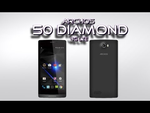 Archos 50 Diamond with 4G LTE