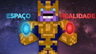 Minecraft Vingadores #4: THANOS CONSEGUIU DUAS JÓIAS DO INFINITO!