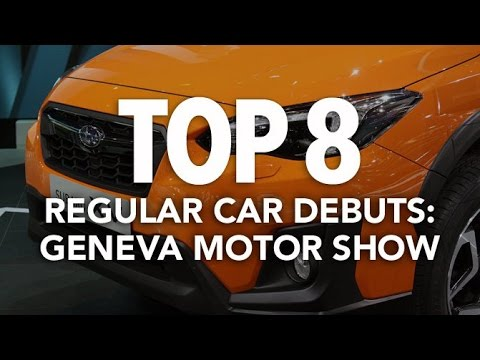 8 Best Cars for Regular People at the 2017 Geneva Motor Show