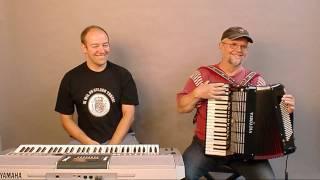 Meneer Holzken speelt met Fer Hendrix Samba Tico Tico ( Huib Hölzken )
