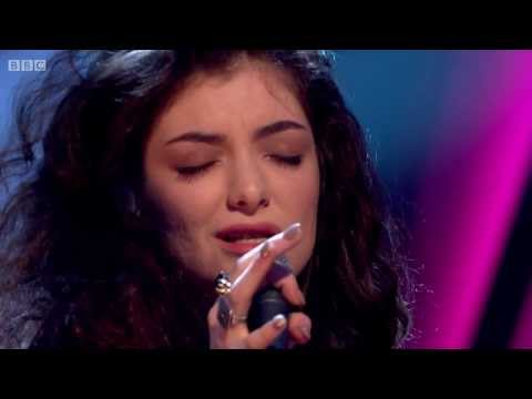 Lorde - Royals [Live on Later with Jools Holland]