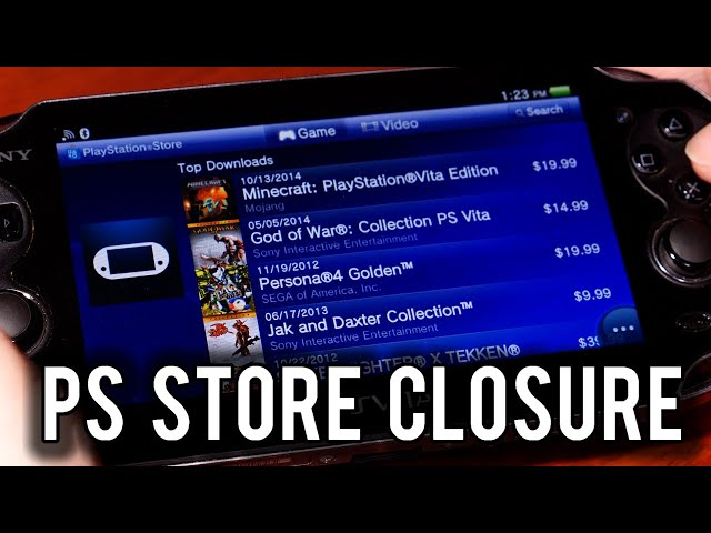 We need to talk about Sony PlayStation PS3, Vita and PSP Store Closures | MVG
