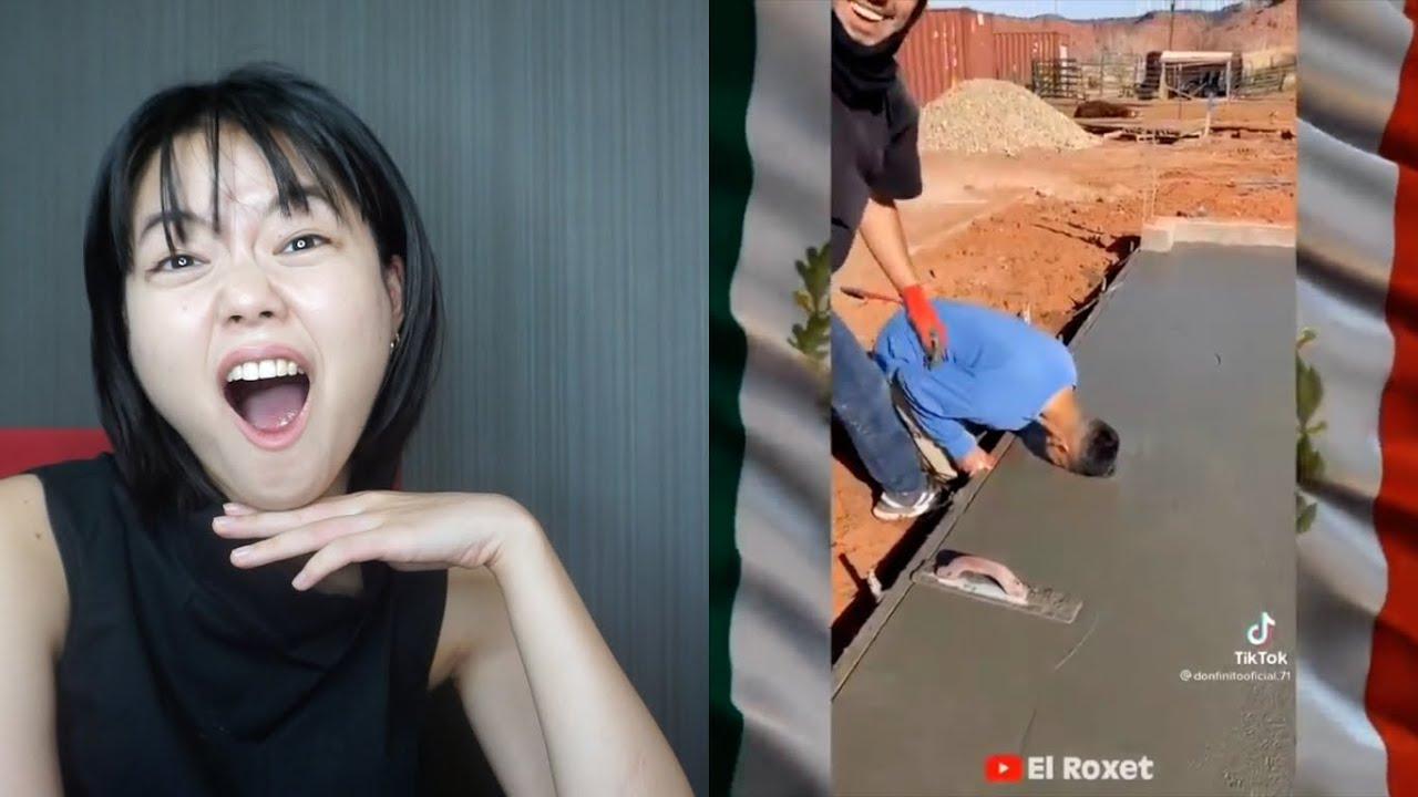 JAPONESA REACCIONA AL HUMOR MEXICANO #3