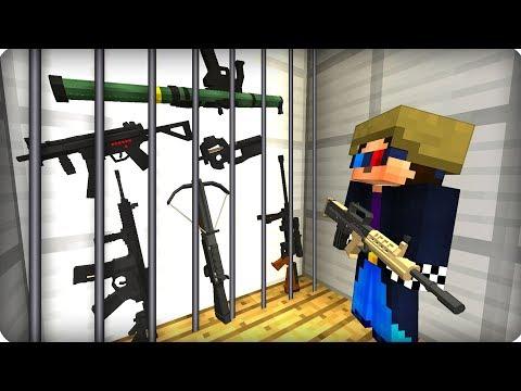 😎Нашел СКЛАД с ОРУЖИЕМ [ЧАСТЬ 23] Зомби апокалипсис в майнкрафт! - (Minecraft - Сериал)