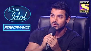 Swaroop के Performance से हुए John Abraham Impress! | Indian Idol Season 5
