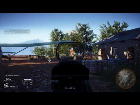 Tom Clancy's Ghost Recon: Wildlands  Coop gameplay PS4 Pro