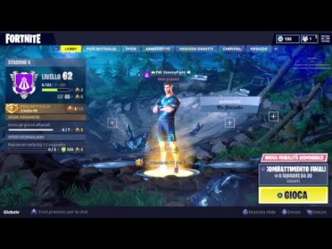 Ho sbloccato omega!!! Finalmente!!!+ Epic Games denunciata? | Fortnite Battle Royale ITA