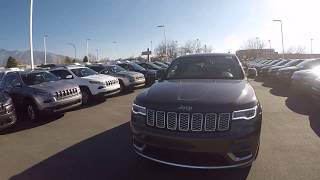 The Most Luxurious Jeep Ever Made!! 2018 Jeep Grand Cherokee
