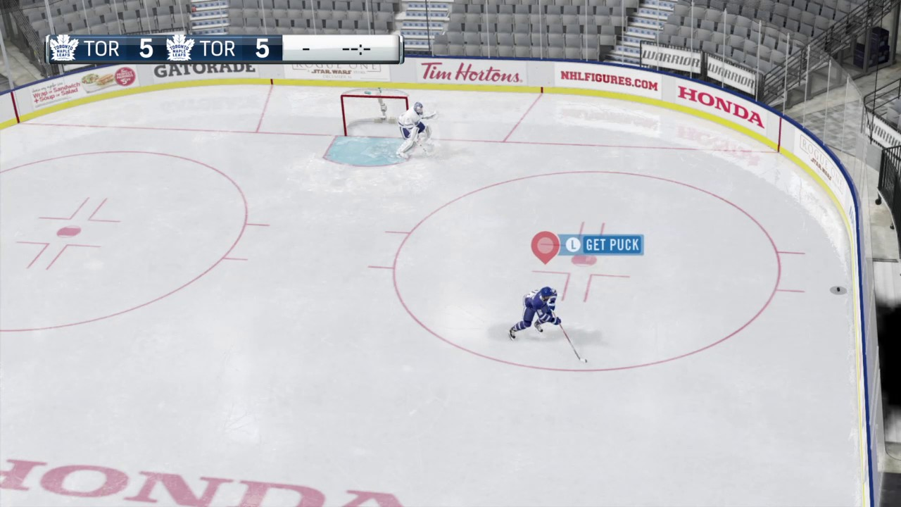 Nintendo Switch Thoughts Nhl 17 Gameplay Youtube