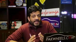 Karachi Autoshow   Smart Card Issuance   Jhal Magsi   PakWheels Weekly