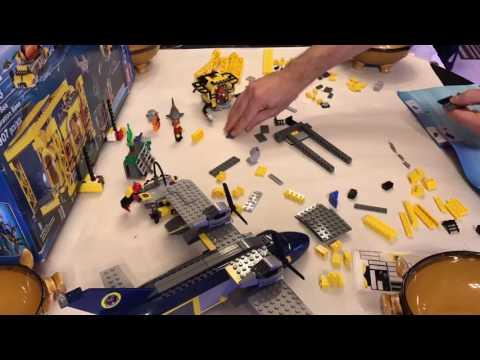 Lego city 60096 deep sea operation base