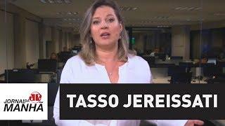 Tasso Jereissati é um bom nome dentro do PSDB, mas já começa errando | Joice Hasselmann