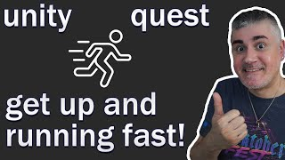 How to make Quest 2 games with Unity FAST!