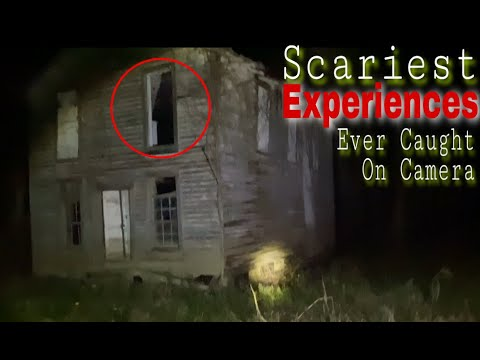 Scariest Paranormal Moments Caught on Camera 2020 Compilation (Most Shocking Encounters of Season 2)