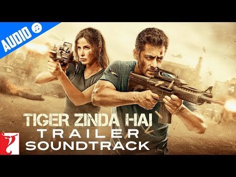 Tiger Zinda Hai - Official Trailer...