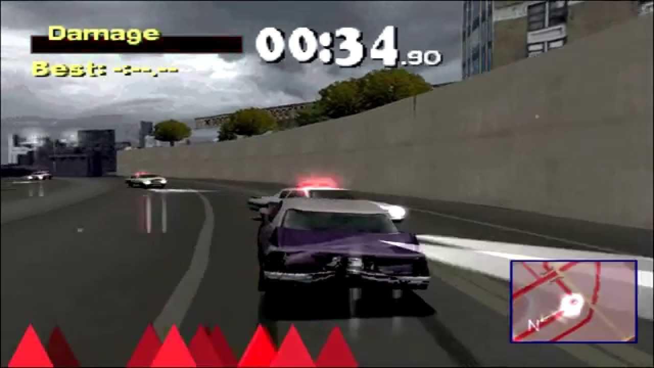 Driver 2 cheats codes 3 youtube.