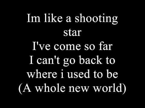 Lyrics A Whole New World Part
