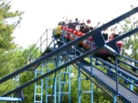 Jr gemini roller coaster - photo#8