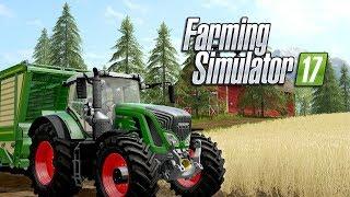 Farming Simulator 2017-Ночная смена. Бригада от бога.