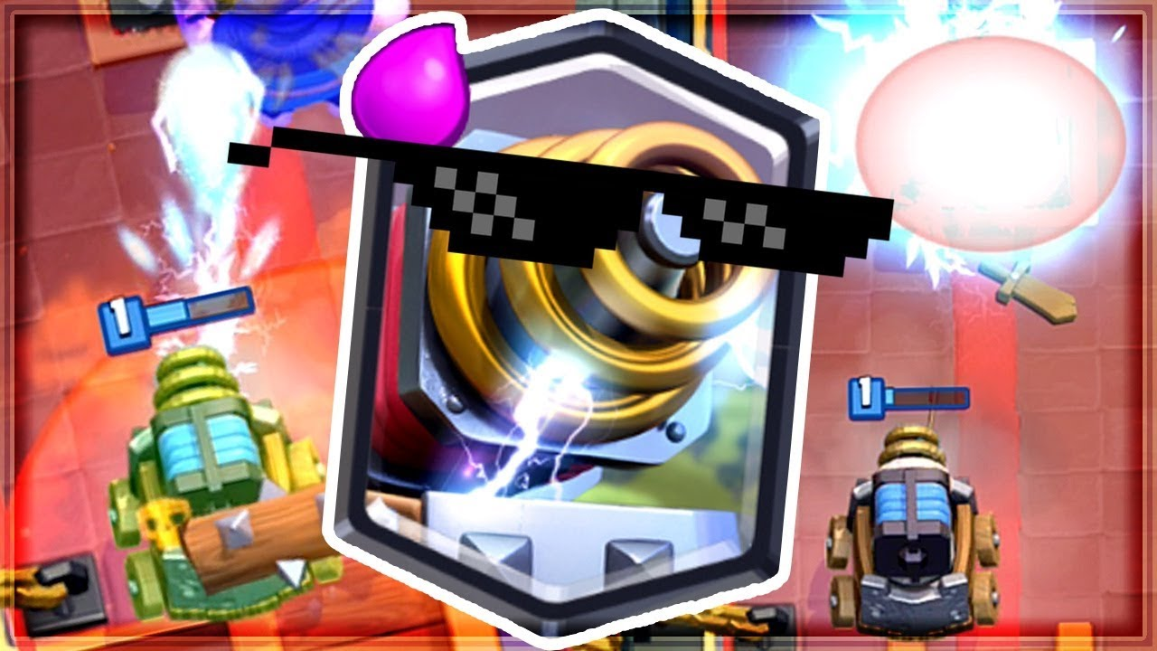 Clash Royale - SPARKY BEATDOWNS! Unstoppable Trash Can