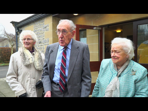 Calver, Curbar, Froggatt Second World War Lunch