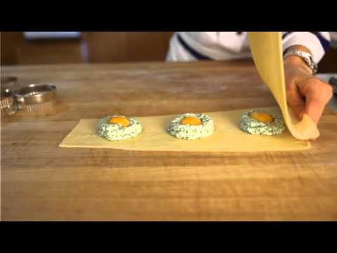Fresh Pasta – Making Ravioli