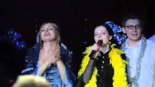 """Новый год 2012 / """"Танкисты"""" / ТНК-ВР"""