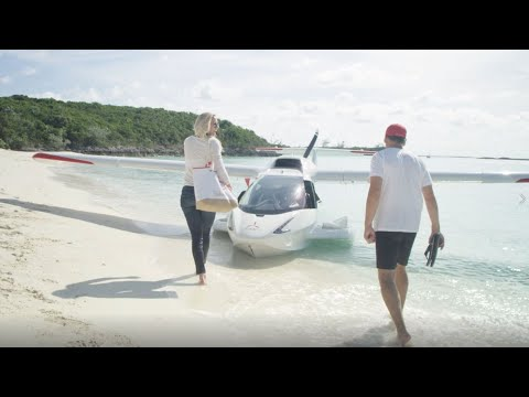 The Skies the Limit in the ICON A5 Aeroplane – No License No Problem