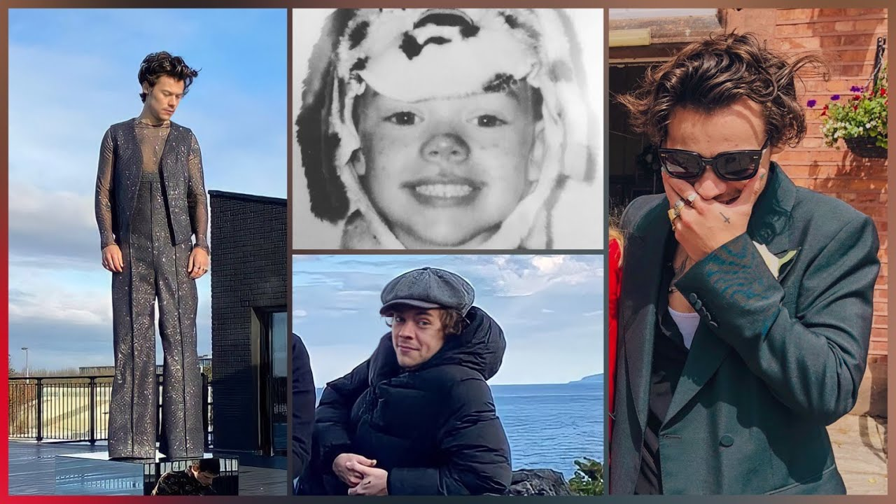 HARRY STYLES' BIRTHDAY WISHES FROM FAMILY & FRIENDS (Unseen Pictures)