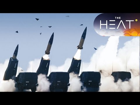 The Heat— THAAD Missile Tensions 08/19/2016