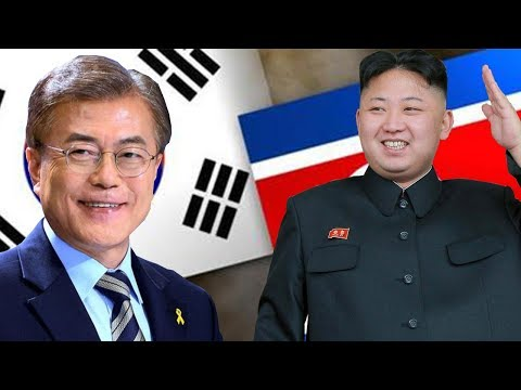 North & South Korea Unite As One Country - Korean News Update