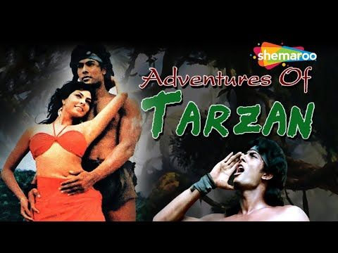 Adventures Of Tarzan | Kimmy Katkar | Hemant birje | Bollywood Romantic Movie