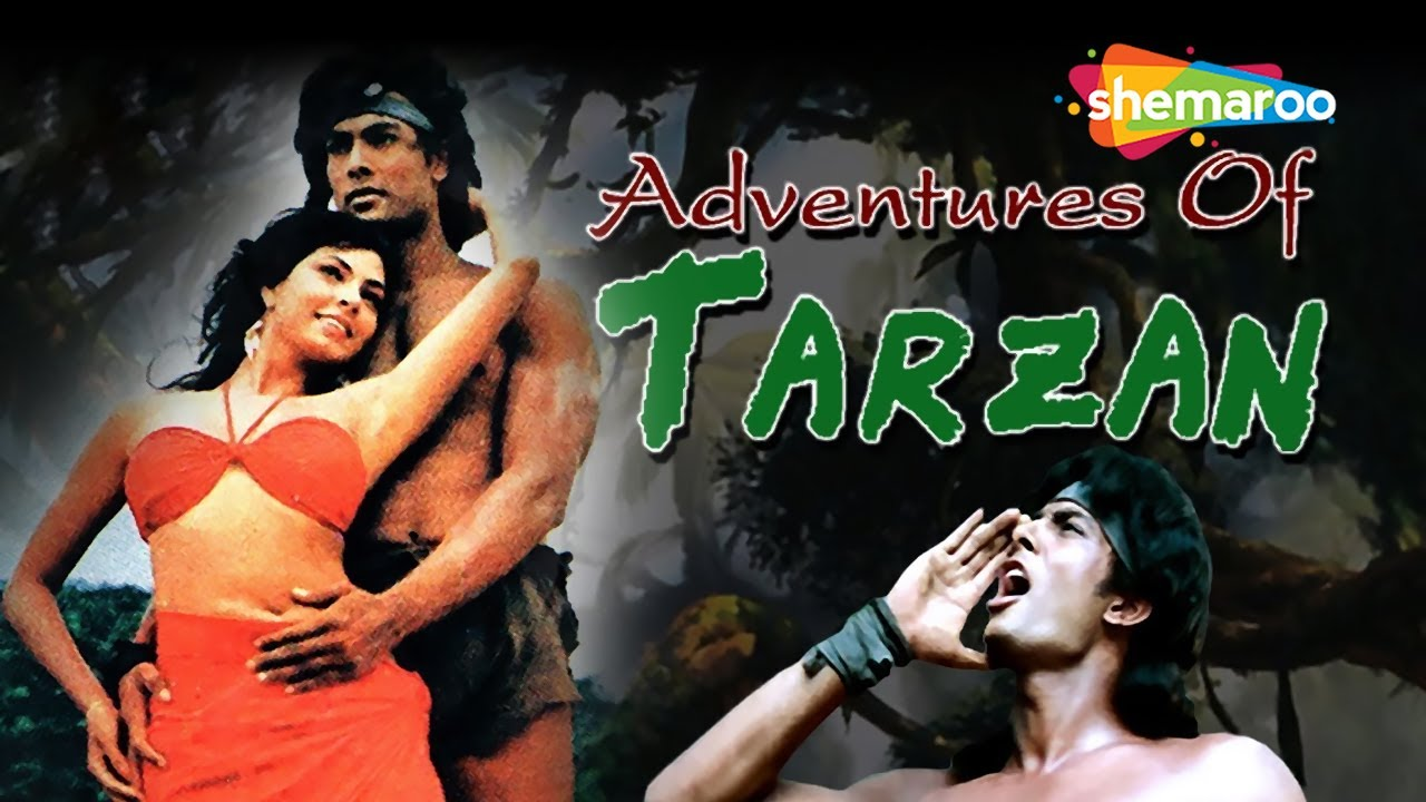 Download Adventures Of Tarzan | Kimmy Katkar | Hemant birje | Bollywood Romantic Movie