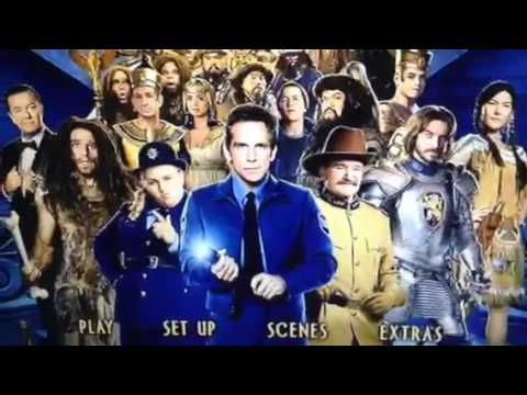 Download Opening To Night At The Museum 3 Secret of The Tomb 2015 UK DVD