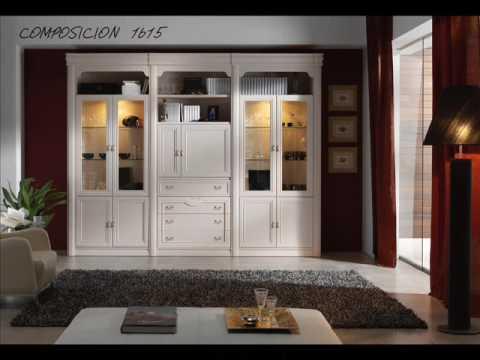 8 salones biseries clasicos en www muebles salvany es for Muebles salvany