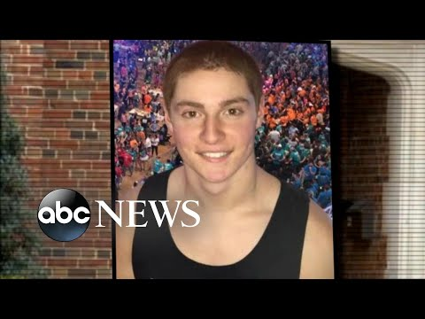 Alarming texts ex-Penn State frat member allegedly sent during hazing