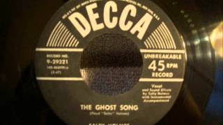 Salty Holmes - The Ghost Song  ~  Spooky Novelty