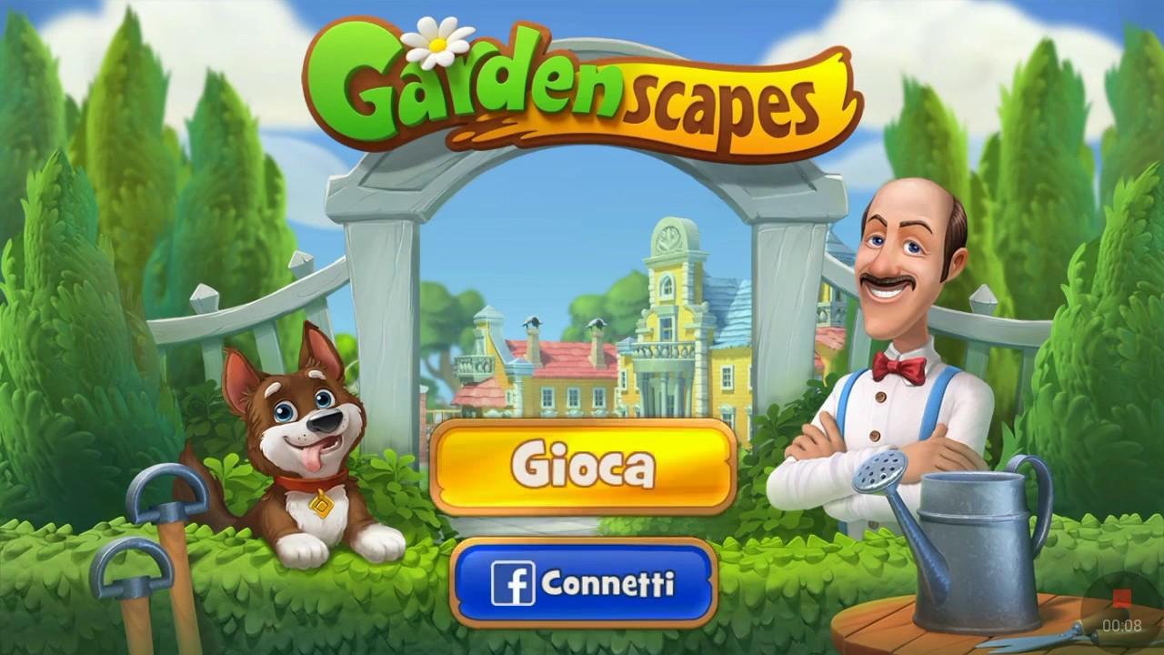 gardenscapes italiano