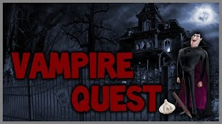 ROBLOX | The Ghosting Hour! | How To Do The Vampire Quest