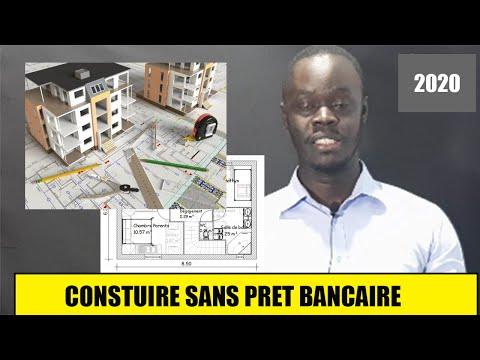 COMMENT CONSTRUIRE SANS PRET BANCAIRE ? | [TUTO]
