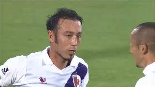 FKのチャンスからゴール前で混戦が生まれると、最後は田中 マルクス闘莉...