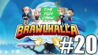 The FGN Crew Plays: Brawlhalla #20 - Mopped Up
