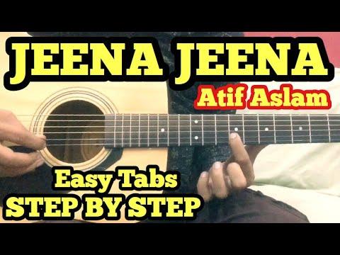 Jeena Jeena Guitar Tabs Lesson | Atif Aslam |...