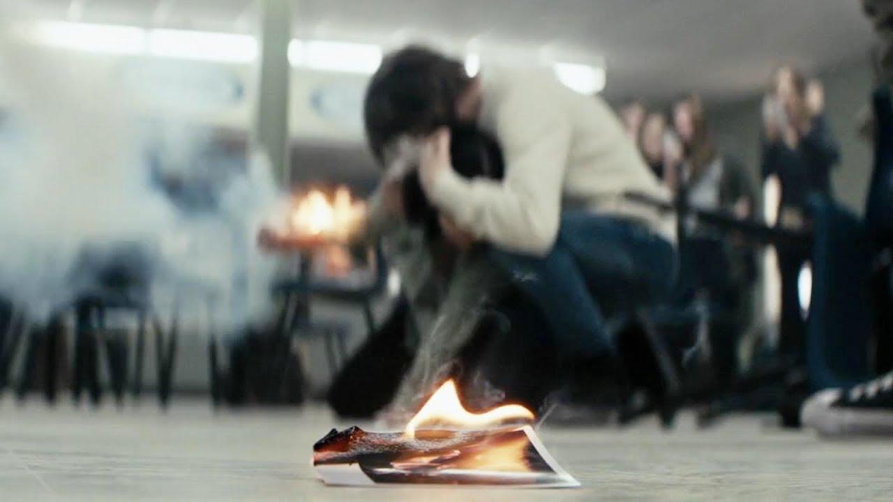 Download Polaroid (2019)   Burning photo scene   Movie Scene