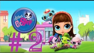 Littlest Pet Shop Full Episodes Nick Jr New | Маленький зоомагазин |Новые игры для девочек(EN:Would you like to be able to talk with your favorite animal? Blyth girl discovered her such amazing abilities! Blyth with his father moved to a city apartment ..., 2016-01-03T17:43:04.000Z)