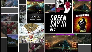 Green Day III - Rocksmith 2014 Edition Remastered DLC
