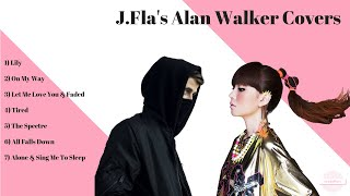 Download Mp3 J.fla  All Alan Walker Covers