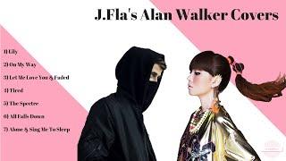 Download J.Fla [All Alan Walker Covers]